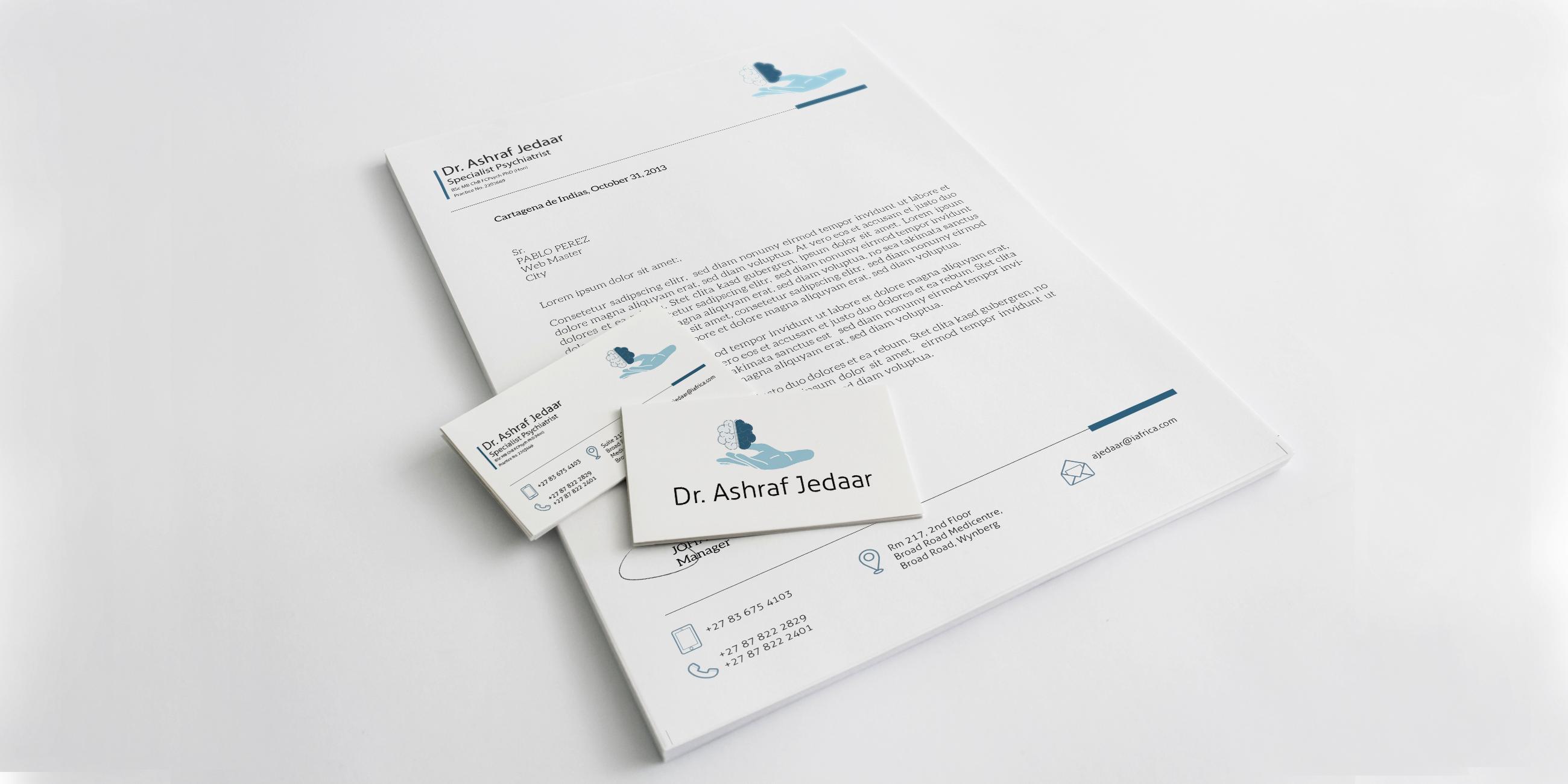 Dr Ashraf Jedaar